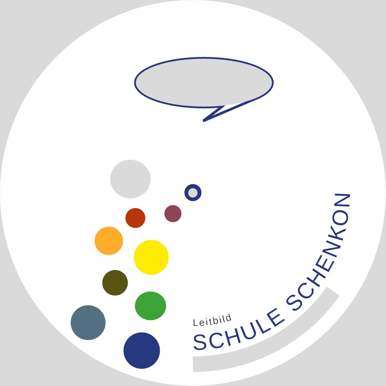 Leitbild Schule Schenkon Front